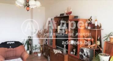 Тристаен апартамент, Ямбол, Георги Бенковски, 517817, Снимка 1