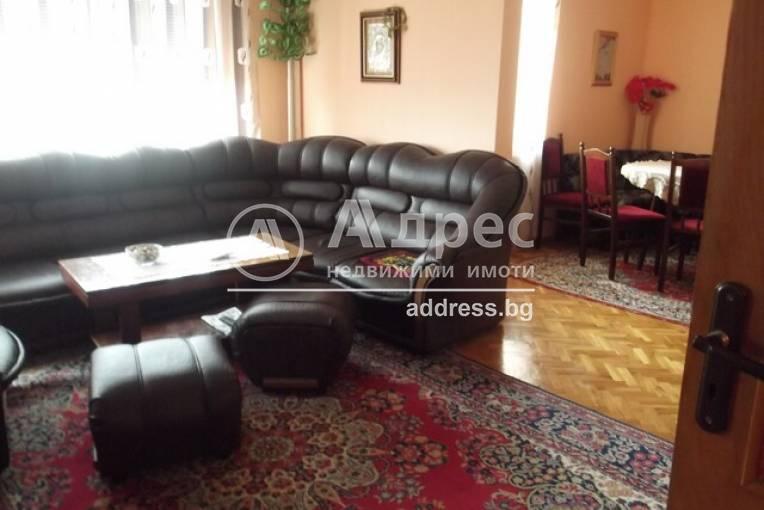 Тристаен апартамент, Сливен, Комлука, 337835, Снимка 1
