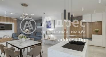Тристаен апартамент, Варна, Бриз, 505838, Снимка 1