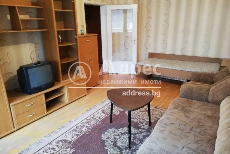 Едностаен апартамент, Стара Загора, Широк център, 198845, Снимка 1