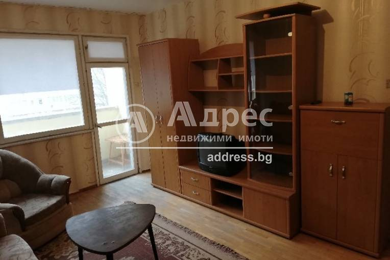 Едностаен апартамент, Стара Загора, Широк център, 198845, Снимка 2