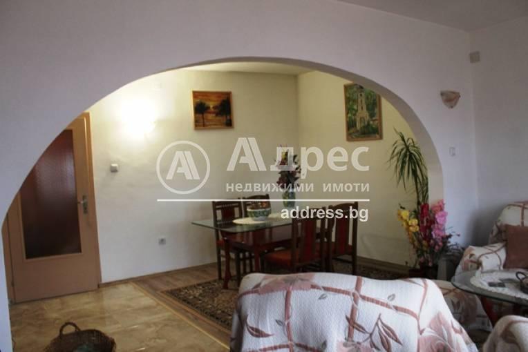 Тристаен апартамент, Ямбол, Каргон, 271852, Снимка 1