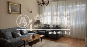 Тристаен апартамент, София, Оборище, 500855
