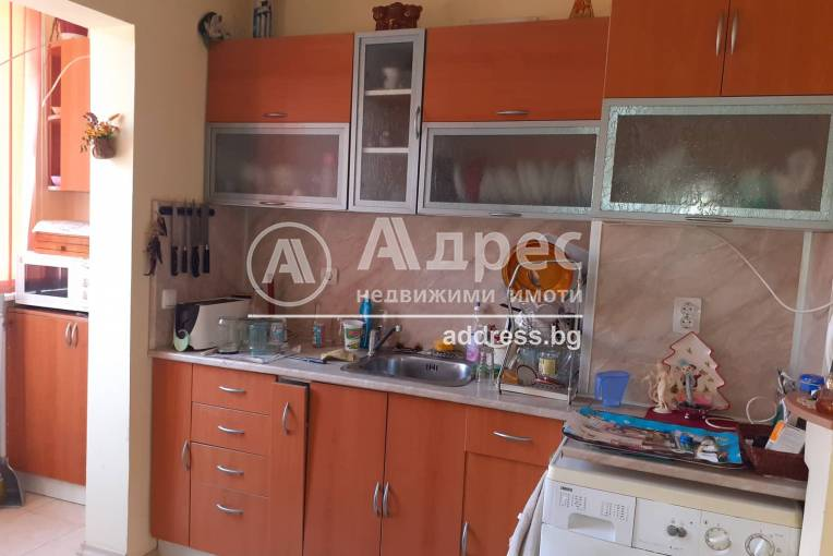 Двустаен апартамент, Ямбол, Георги Бенковски, 468859, Снимка 1