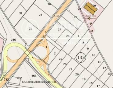 Парцел/Терен, Стара Загора, Южна дъга, 500863, Снимка 1