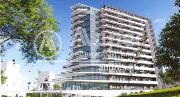 Тристаен апартамент, Варна, Бриз, 514866, Снимка 1