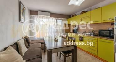 Двустаен апартамент, Варна, Цветен квартал, 524866, Снимка 1