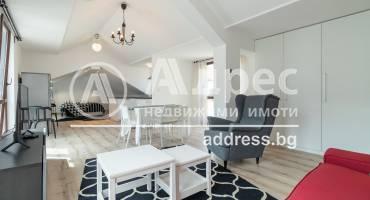 Едностаен апартамент, Варна, Цветен квартал, 493869, Снимка 1