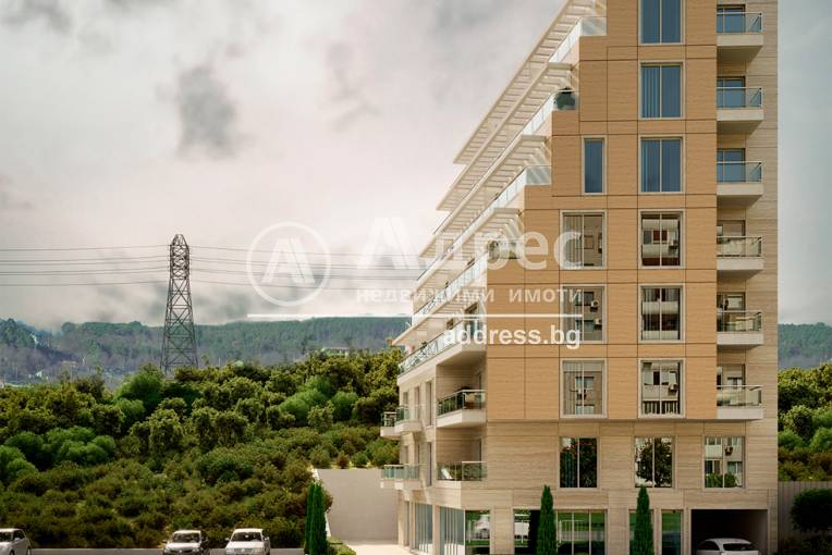 Двустаен апартамент, Варна, Левски, 455870, Снимка 1
