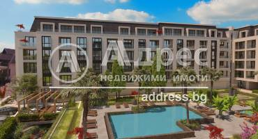 Многостаен апартамент, Варна, к.к. Св.Св. Константин и Елена, 482870, Снимка 1