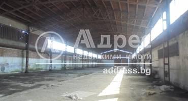Цех/Склад, Ямбол, Промишлена зона, 339871, Снимка 1