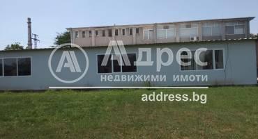 Цех/Склад, Ямбол, Промишлена зона, 454872, Снимка 1