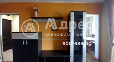 Едностаен апартамент, Русе, Здравец север, 521874, Снимка 1