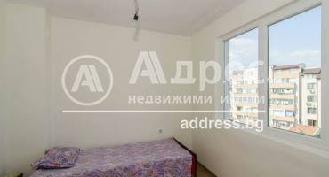 Тристаен апартамент, Варна, Колхозен пазар, 472879, Снимка 1