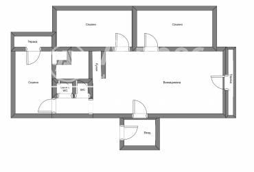 Многостаен апартамент, София, Център, 486882, Снимка 4