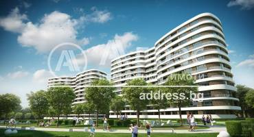 Тристаен апартамент, Варна, Гранд Мол Варна, 331886, Снимка 1