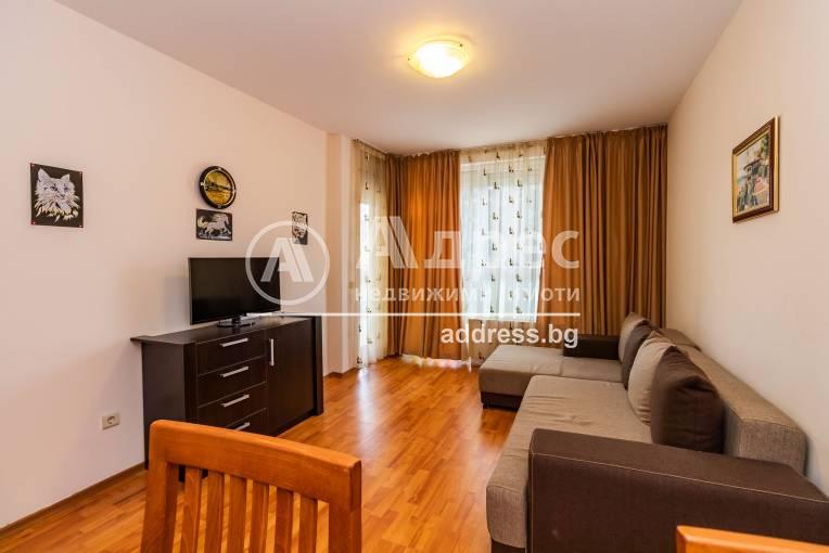 Двустаен апартамент, Варна, к.к. Св.Св. Константин и Елена, 458886, Снимка 1
