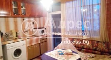 Тристаен апартамент, Ямбол, Златен рог, 499886, Снимка 1