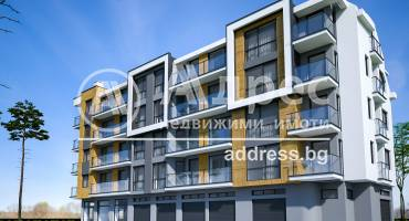 Тристаен апартамент, Ямбол, 523902, Снимка 1