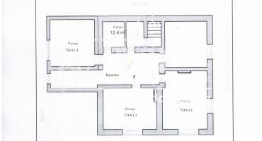 Тристаен апартамент, Хасково, Център, 471906, Снимка 1