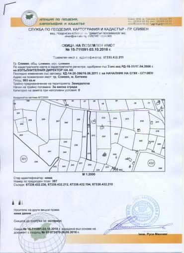 Къща/Вила, Сливен, Вилна зона, 431911, Снимка 1