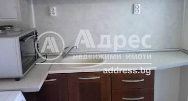 Едностаен апартамент, Ямбол, Крали Марко, 430913, Снимка 1