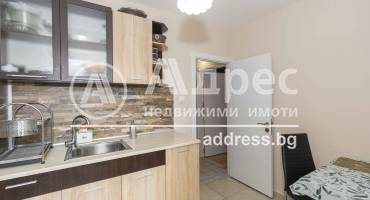 Двустаен апартамент, Бургас, Изгрев, 521915, Снимка 1