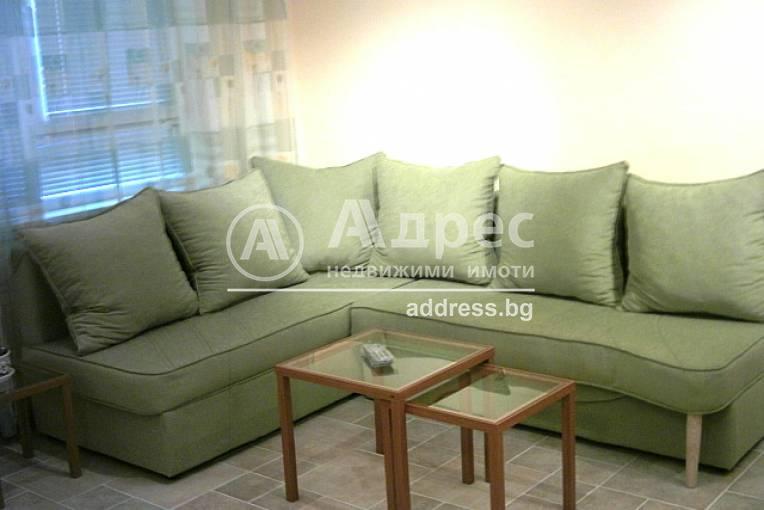 Тристаен апартамент, Варна, Спортна зала, 280916, Снимка 1