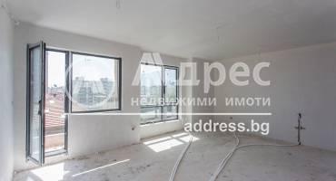 Тристаен апартамент, София, Лагера, 433917, Снимка 1