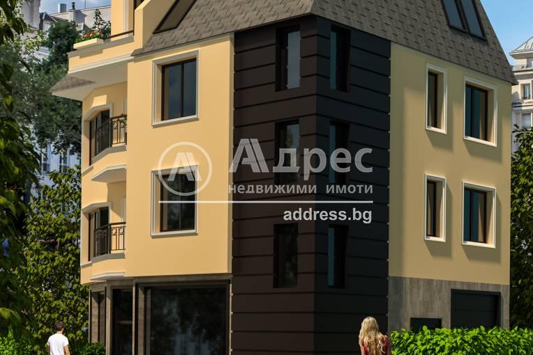 Тристаен апартамент, Хасково, Училищни, 465920, Снимка 1