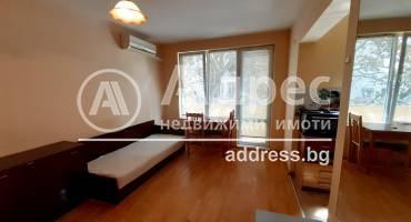 Едностаен апартамент, Варна, Спортна зала, 495933, Снимка 1
