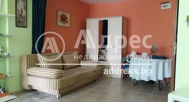 Едностаен апартамент, Варна, к.к. Чайка, 461935, Снимка 1