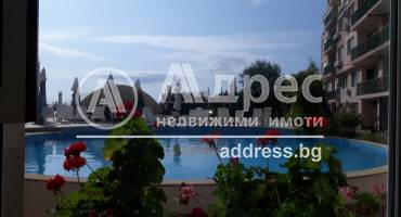 Едностаен апартамент, Варна, к.к. Чайка, 461935, Снимка 2