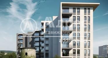 Двустаен апартамент, Варна, Цветен квартал, 514940, Снимка 1