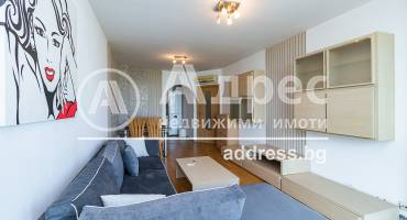 Двустаен апартамент, Варна, м-ст Евксиноград, 514943, Снимка 1