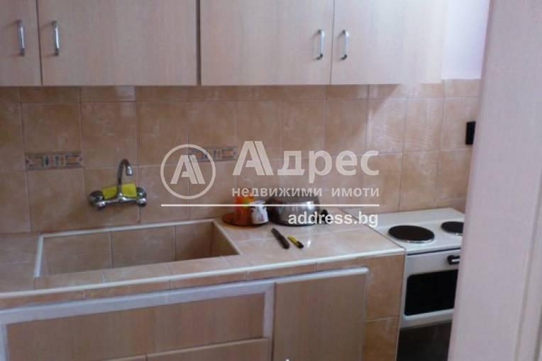 Едностаен апартамент, Стара Загора, Център, 268952, Снимка 1