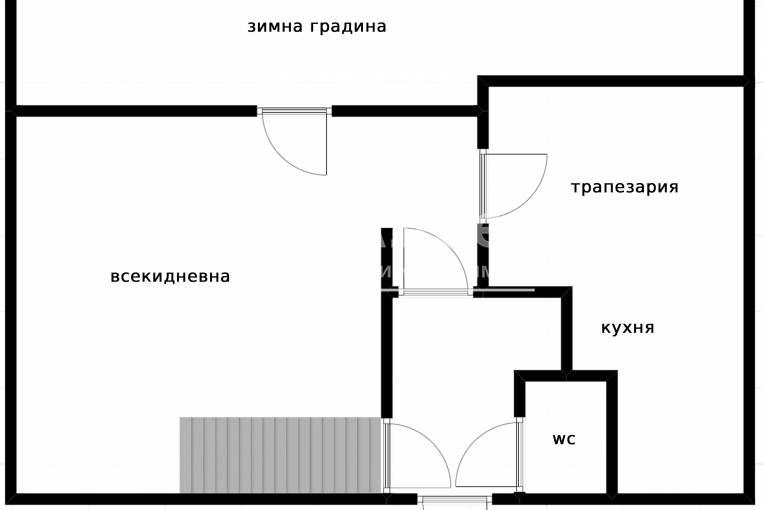 Къща/Вила, София, Симеоново, 301962, Снимка 3