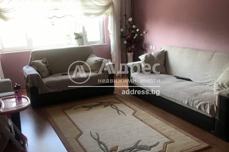 Тристаен апартамент, Хасково, Македонски, 489965, Снимка 1