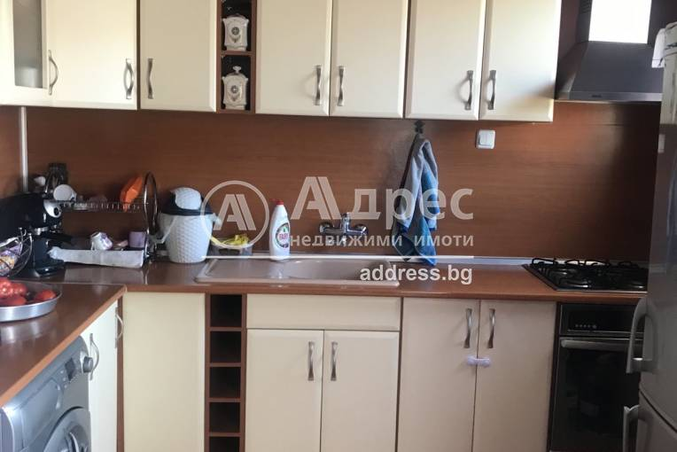 Тристаен апартамент, Хасково, Македонски, 489965, Снимка 3