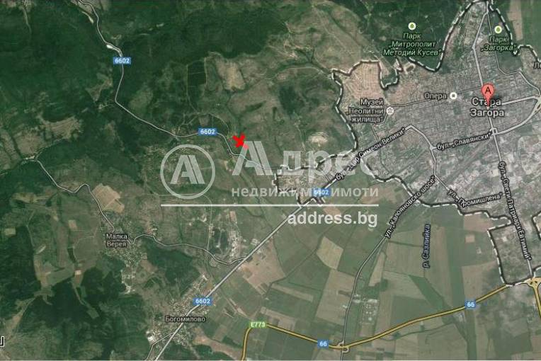 Парцел/Терен, Стара Загора, Железник- запад, 183979, Снимка 1