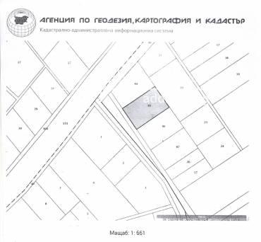 Земеделска земя, Благоевград, Втора промишлена зона, 509981, Снимка 1