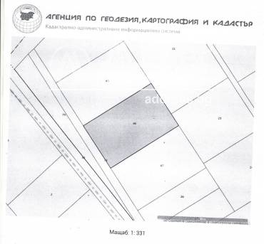 Земеделска земя, Благоевград, Втора промишлена зона, 509984, Снимка 1