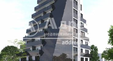 Жилищна сграда и магазини, Варна, Левски, Снимка 1