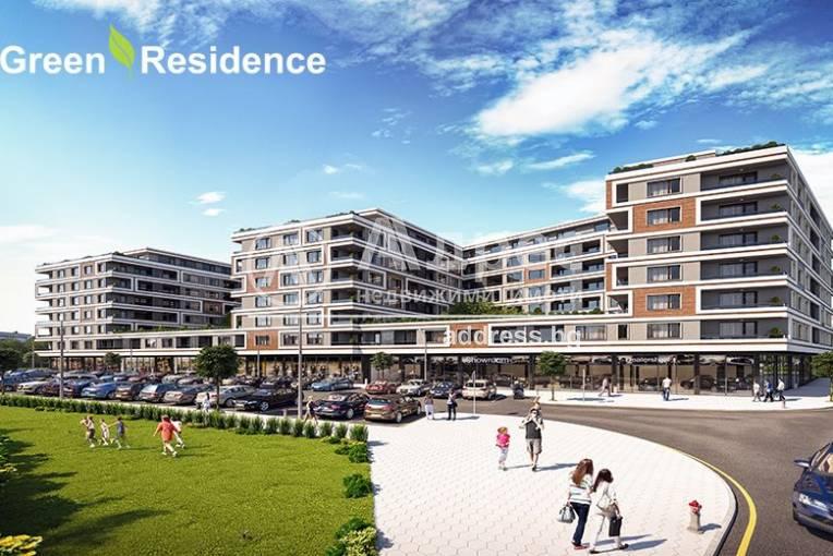 Green Residence, Бургас, Славейков, Снимка 1